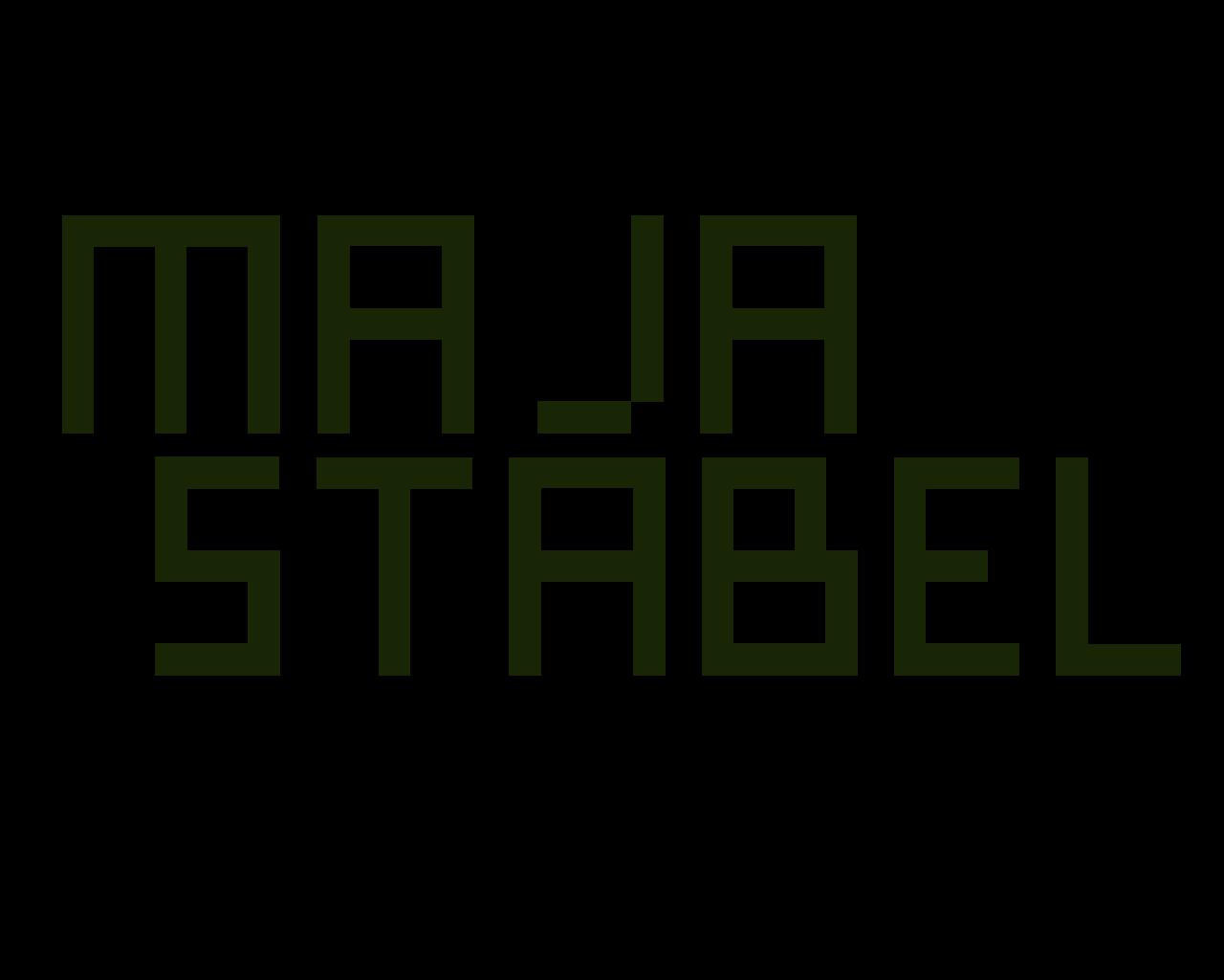 Maja Stabel