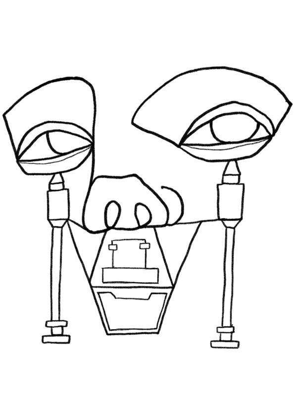 Robotlady